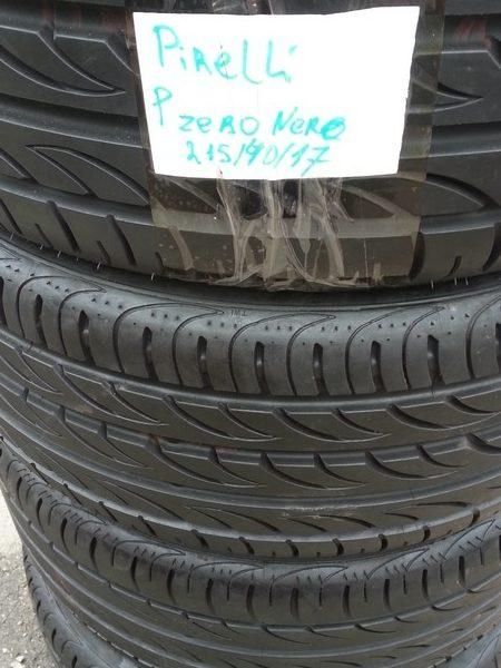 Pirelli Pzero nero