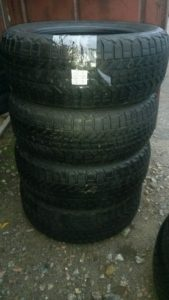 Firestone Winterforce 205/55/16