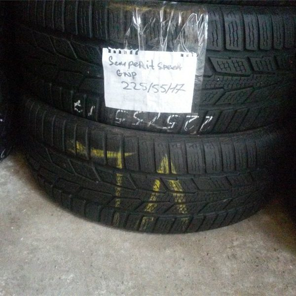 Semperit Speed-Grip 225/55/17