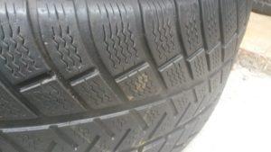 Michelin Latitude Alpin 255/55/18