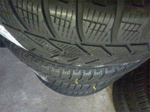 Pirelli Scorpion Winter 235/55/17
