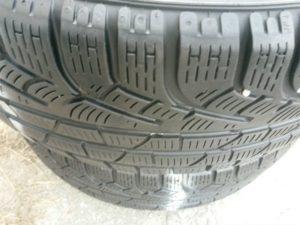 Michelin Alpin 225/55/17