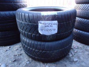Dunlop SP Winter Sport M2 235/45/17