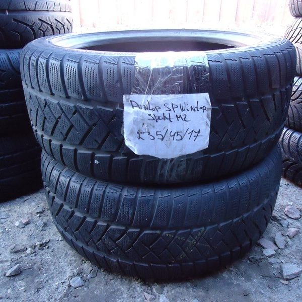Dunlop SP Winter Sport M2 235/45/17