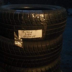 Michelin Alpin 185/55/15