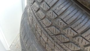 Michelin Alpin 185/55/15
