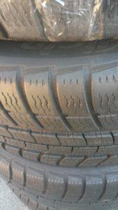 Michelin Pilot Alpin 205/55/16