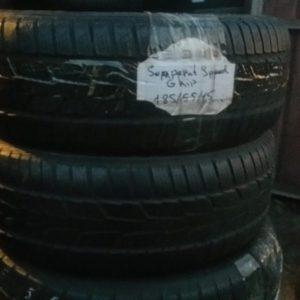 Semperit Speed-Grip 185/55/15