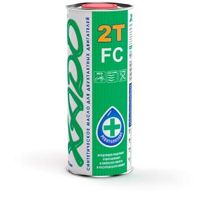 Двухтактное масло Xado 2T FC