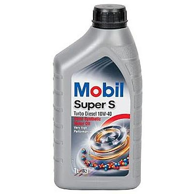 Mobil Super S, 10W40, 1л