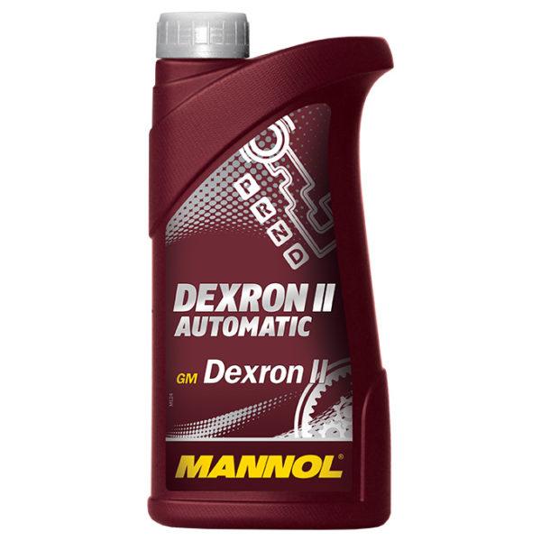минеральное масло Mannol Automatic ATF DEXRON II D, трансм., 1л