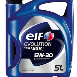 синтетическое масло ELF evolution SXR 5w30 5л