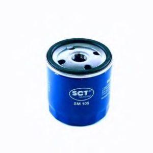 Фильтр масляный SCT SM105