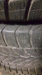 Зимняя Б\У резина Bridgestone Blizzak Lm-80 225/65/17