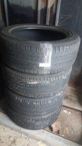 Всесезонная Б\У резина Bridgestone Dueler H\P 92A 265/50/20