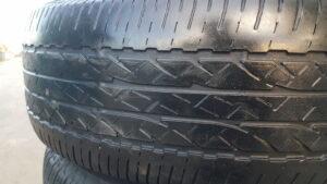 Летняя б/у резина Bridgestone Dueler H/p Sport AS 225/65/17