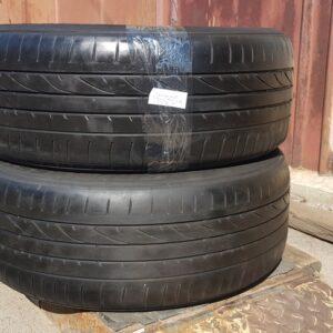 Летняя б/у резина Bridgestone Potenza RE050A 225/50/18